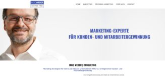 ingoweber-consulting homepage